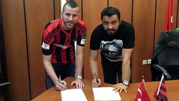 Gaziantepspor, Victor Vidotti'yi transfer etti