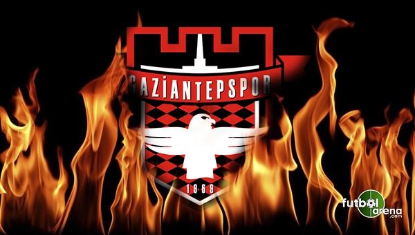 Gaziantepspor'da Antalyaspor maçı öncesi şok gelişme