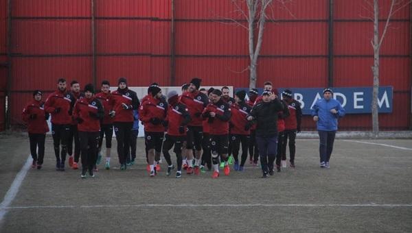 Gençlerbirliği'nde Kayserispor hazırlıkları