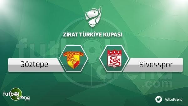 Göztepe - Sivasspor maçı saat kaçta, hangi kanalda?
