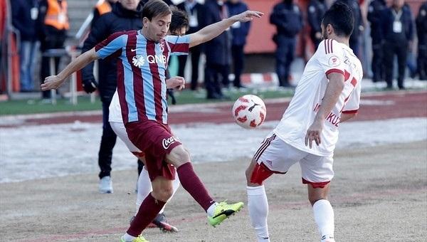 Gümüşhanespor 0-0 Trabzonspor maç özeti