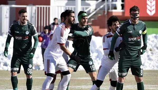 Gümüşhanespor - 1461 Trabzon maçı canlı TV izle