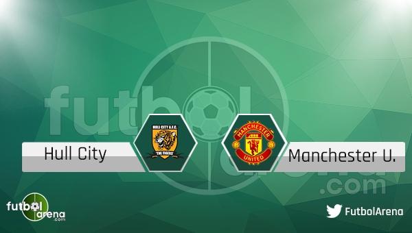 Hull City - Manchester United maçı saat kaçta, hangi kanalda?