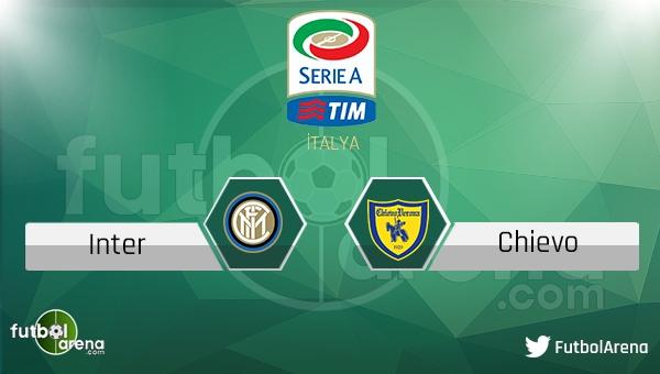 Inter - Chievo maçı saat kaçta, hangi kanalda?