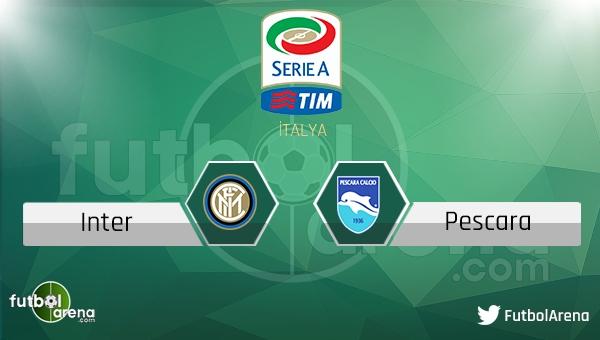 Inter - Percara maçı saat kaçta, hangi kanalda?