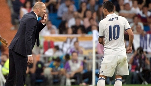 James Rodriguez Real Madrid'ten ayrılacak mı?