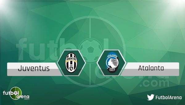 Juventus - Atalanta maçı saat kaçta?