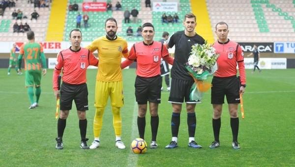 Karabükspor - Aytemiz Alanyaspor maçı özeti ve golleri