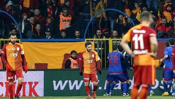 Karabükspor maçı sonrası Galatasaray'a 'Anadolu takımı' dedi