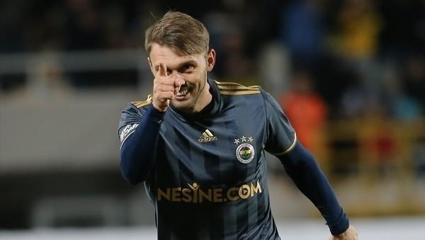 Gençlerbirliği - Fenerbahçe Karavaev'in attığı müthiş kafa golü (İZLE)