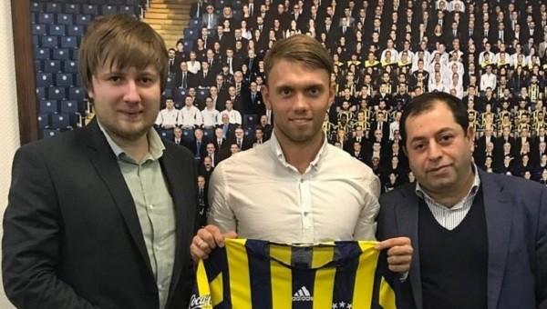 Karavaev'in menajerinden Fenerbahçe sözleri