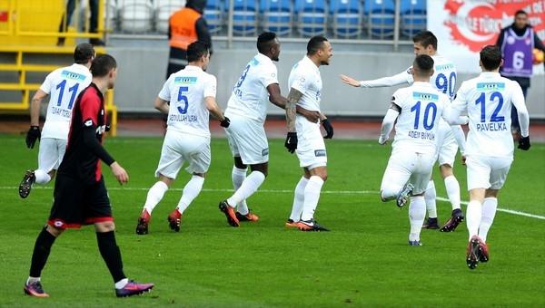 Kasımpaşa 3-0 Gençlerbirliği maç özeti ve golleri