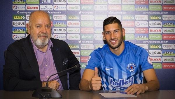 Kasımpaşa Cristian Guanca'yı transfer etti
