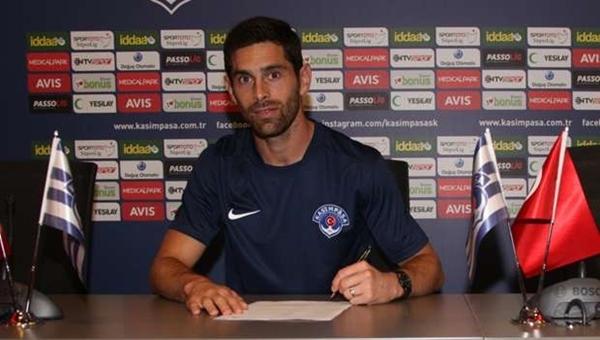 Kasımpaşa'nın Fransız oyuncusu Olivier Veigneau'dan terör itirafı! 'Polis soyunma odamıza girdi'