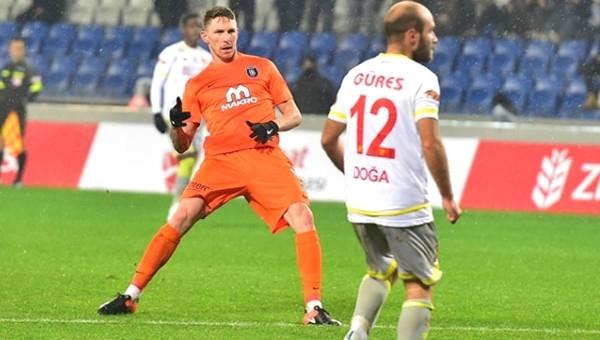 Kayserispor, lider Başakşehir'den Rotman'ı kiraladı
