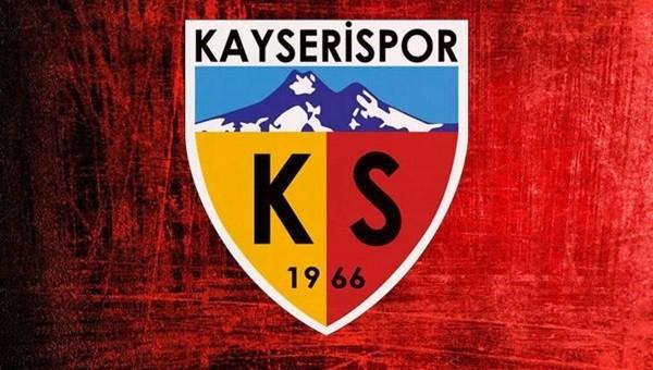 Kayserispor'da kamp sona erdi