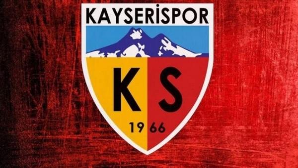 Kayserispor'dan transfer yasağıyla ilgili açıklama