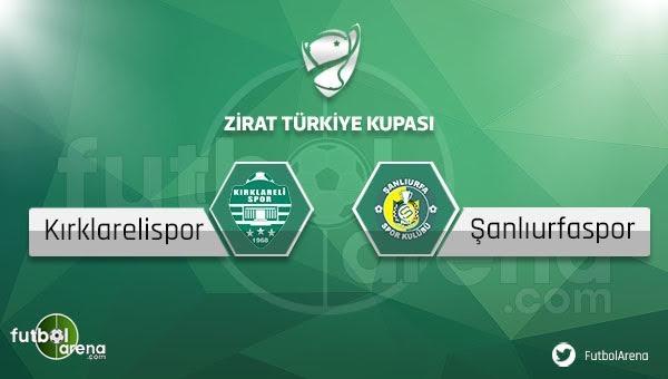 Kırklarelispor - Şanlıurfaspor maçı saat kaçta, hangi kanalda?