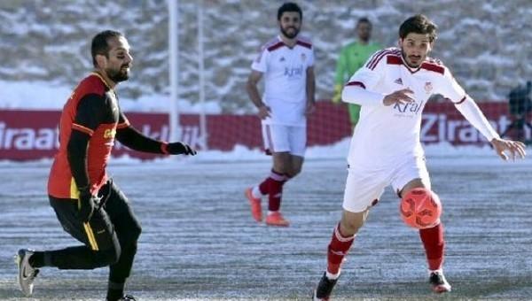 Kızılcabölükspor 1-1 Gümüşhanespor maç özeti ve golleri