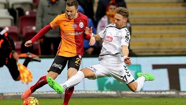 Konyaspor - Galatasaray maçının şifresi