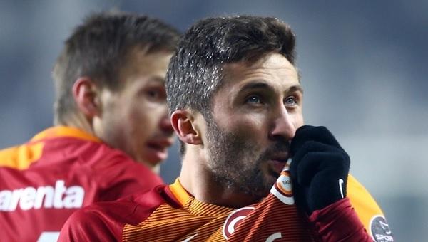Konyaspor maçının yıldızı Galatasaraylı Sabri Avrupa basınında