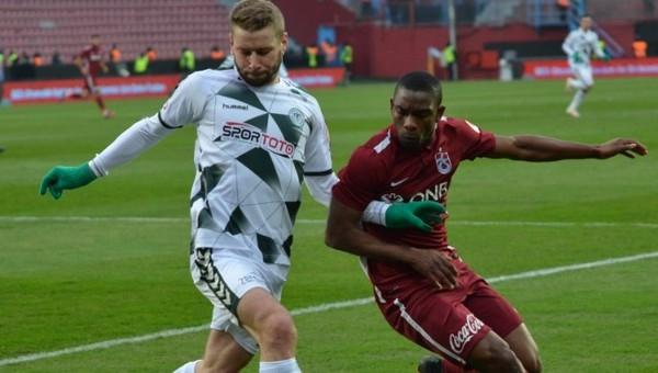 Konyaspor'da Skubic nefes almıyor