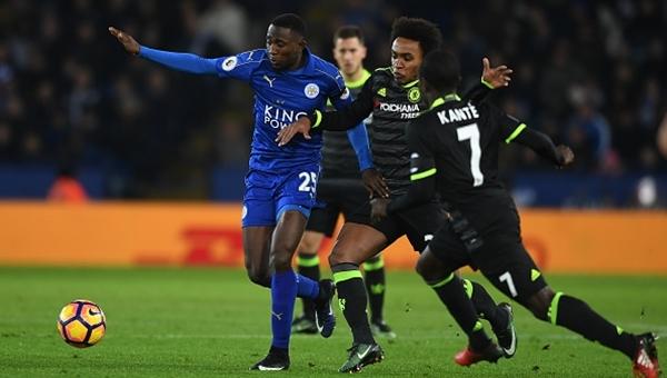 Leicester City 0-3 Chelsea maç özeti ve golleri