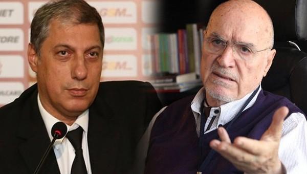 Levent Nazifoğlu'ndan Hıncal Uluç'a: 'Hodri meydan'