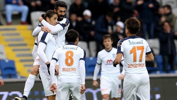 Medipol Başakşehir - Kayserispor maçı özeti ve golleri