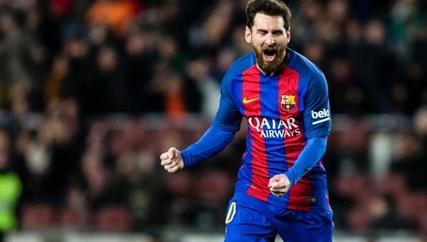 Lionel Messi idolünü açıkladı
