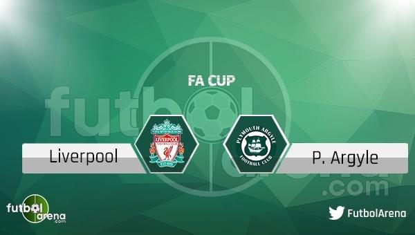 Liverpool - Plymouth Argyle maçı saat kaçta, hangi kanalda?