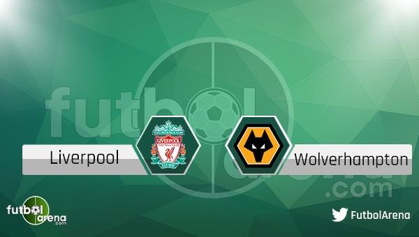Liverpool - Wolverhampton Wanderers maçı saat kaçta, hangi kanalda?