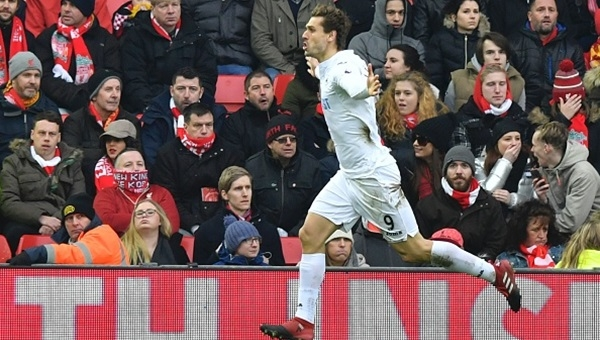 Liverpool'a büyük şok: 2-3