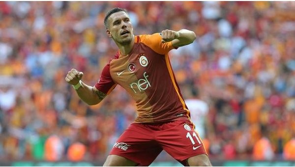 Lukas Podolski için kader haftası