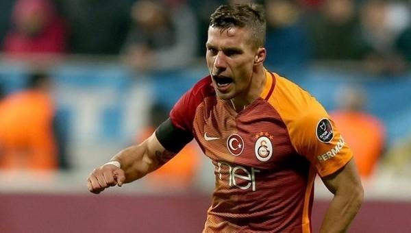 Lukas Podolski için teklif geldi