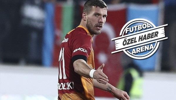 Lukas Podolski'nin fiyatı belirlendi