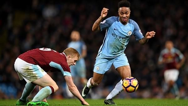 Manchester City 2-1 Burnley maç özeti ve golleri