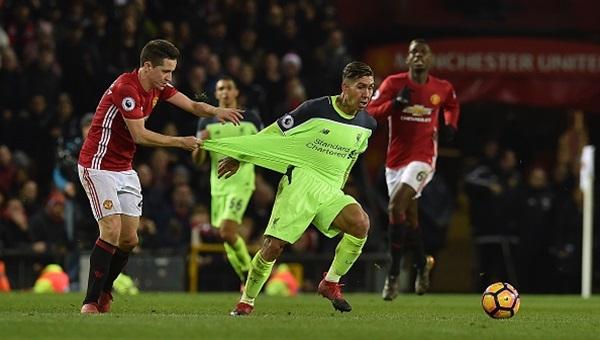 Manchester United - Liverpool maçı özeti ve golleri