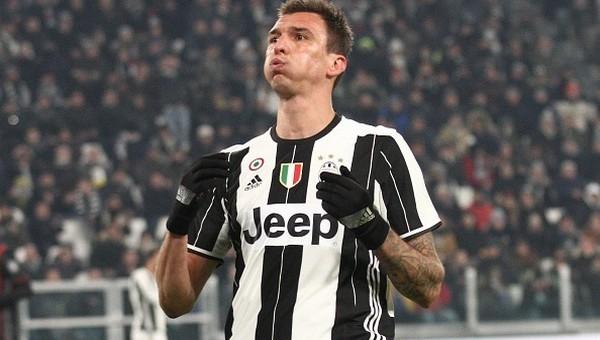Mario Mandzukic'ten transfer açıklaması