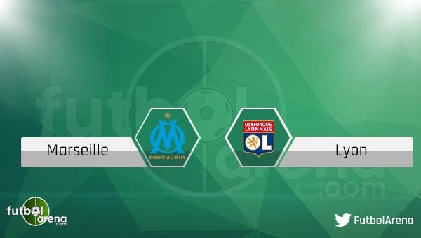 Marsilya - Lyon maçı saat kaçta, hangi kanalda?