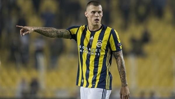 Martin Skrtel, Medipol Başakşehir maçın duvar ördü