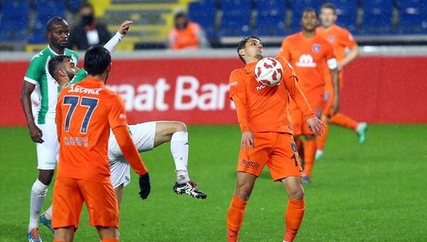 Medipol Başakşehir 0 - 0 Yeni Amasyaspor maçı özeti