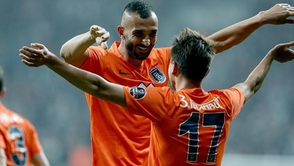 Medipol Başakşehir 3 - 1 Kukesi maçı özeti ve golleri