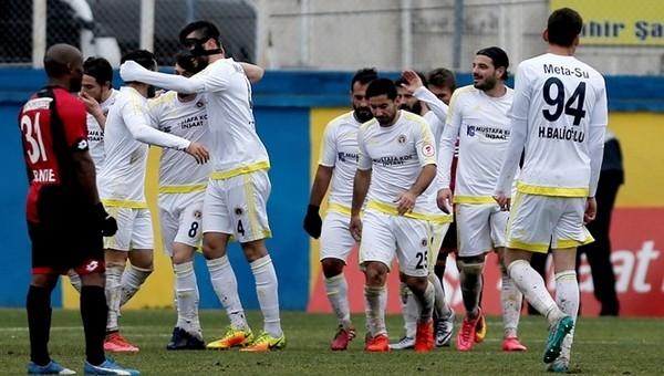 Menemen Belediyespor 3-2 Gençlerbirliği maç özeti ve golleri