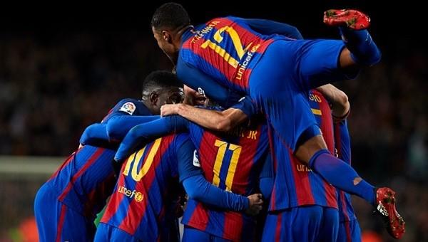 Barcelona 3 - 1 Athletic Bilbao maçı özeti ve golleri