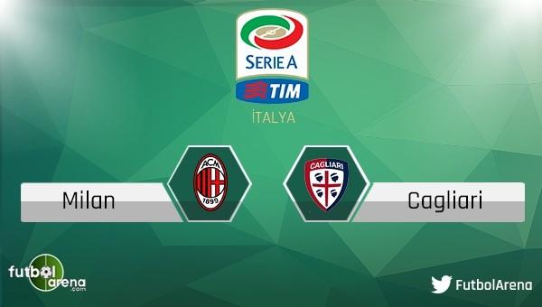 Milan - Cagliari maçı saat kaçta, hangi kanalda?