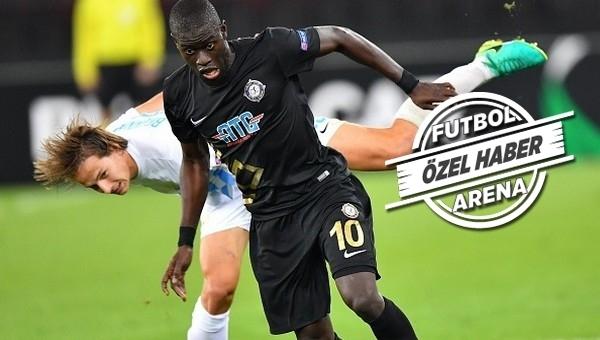 Osmanlısporlu N'Diaye transfer için kararını verdi