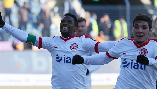 Osmanlıspor 1-2 Antalyaspor maç özeti ve golleri