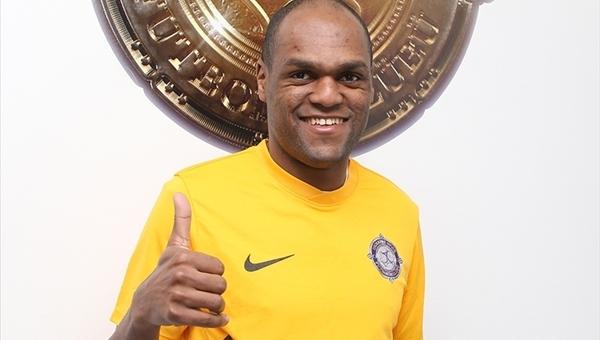 Osmanlıspor, Luiz Carlos'u transfer etti