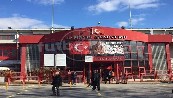 Osmanlısporlu futbolculardan İlhan Cavcav için duygulandıran hareket